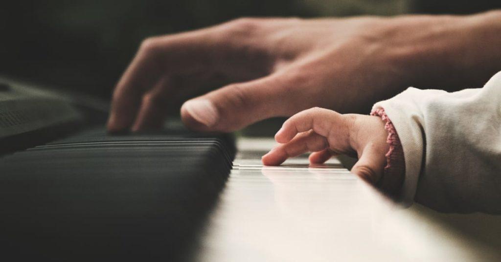 pianino żłobek