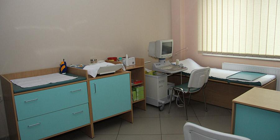 poradnia pediatryczna gabinet